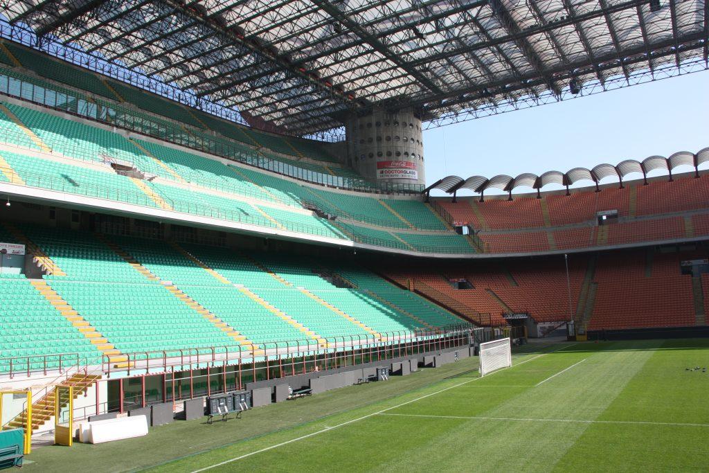 Stadio G. Meazza di Milano (foto Di Ruscio)