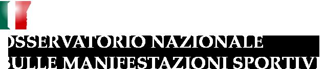 Osservatorio Nazionale sulle Manifestazioni Sportive
