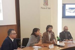 Daniela Stradiotto e Damiano Tommasi (al centro)